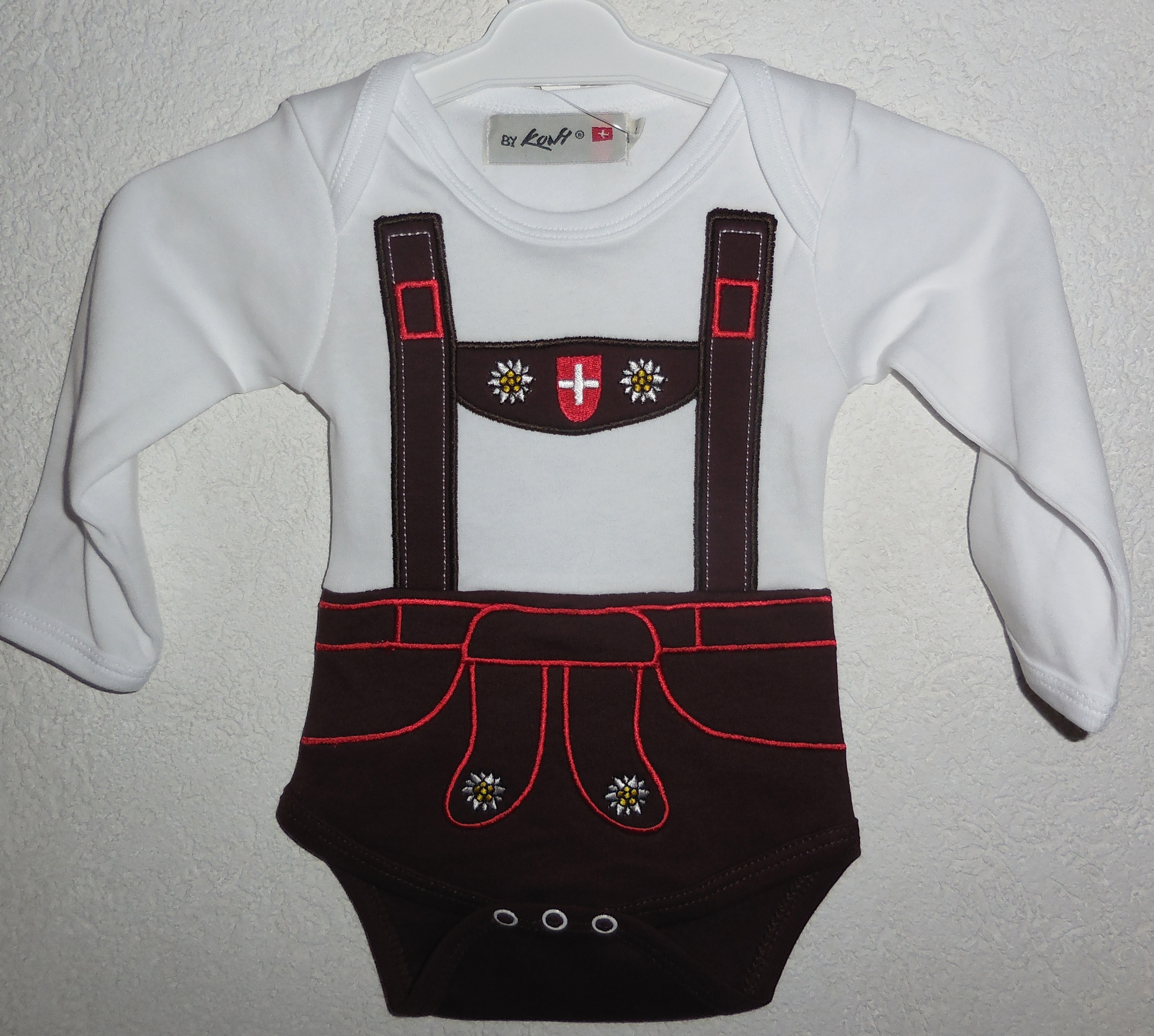 Baby Body Oktoberfest, Langarm