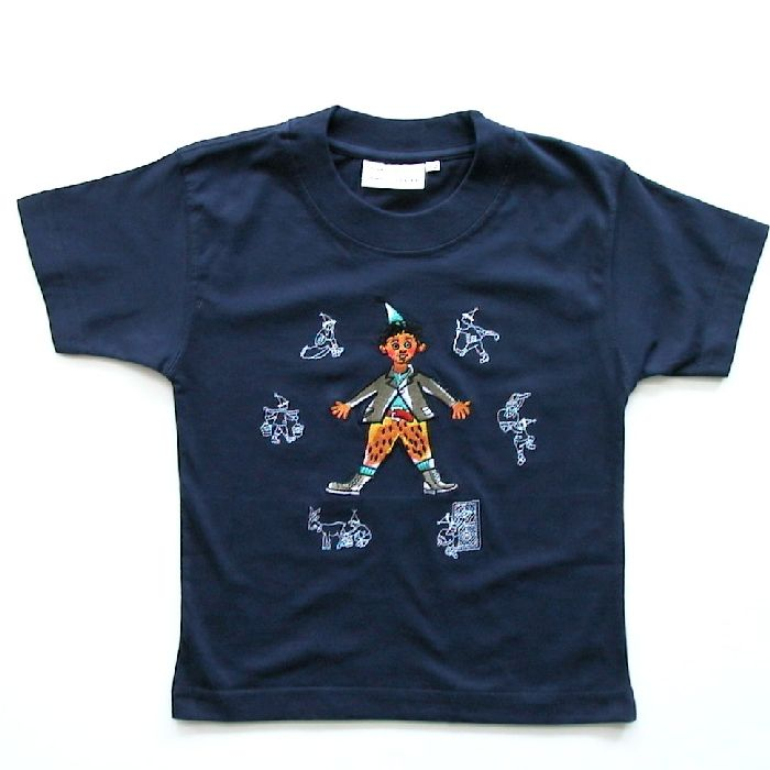 Shirt Schellen Ursli / Schälle Ursli, Kurzarm