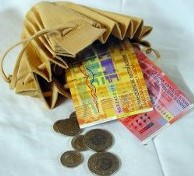 Original Pöstler Geldbeutel
