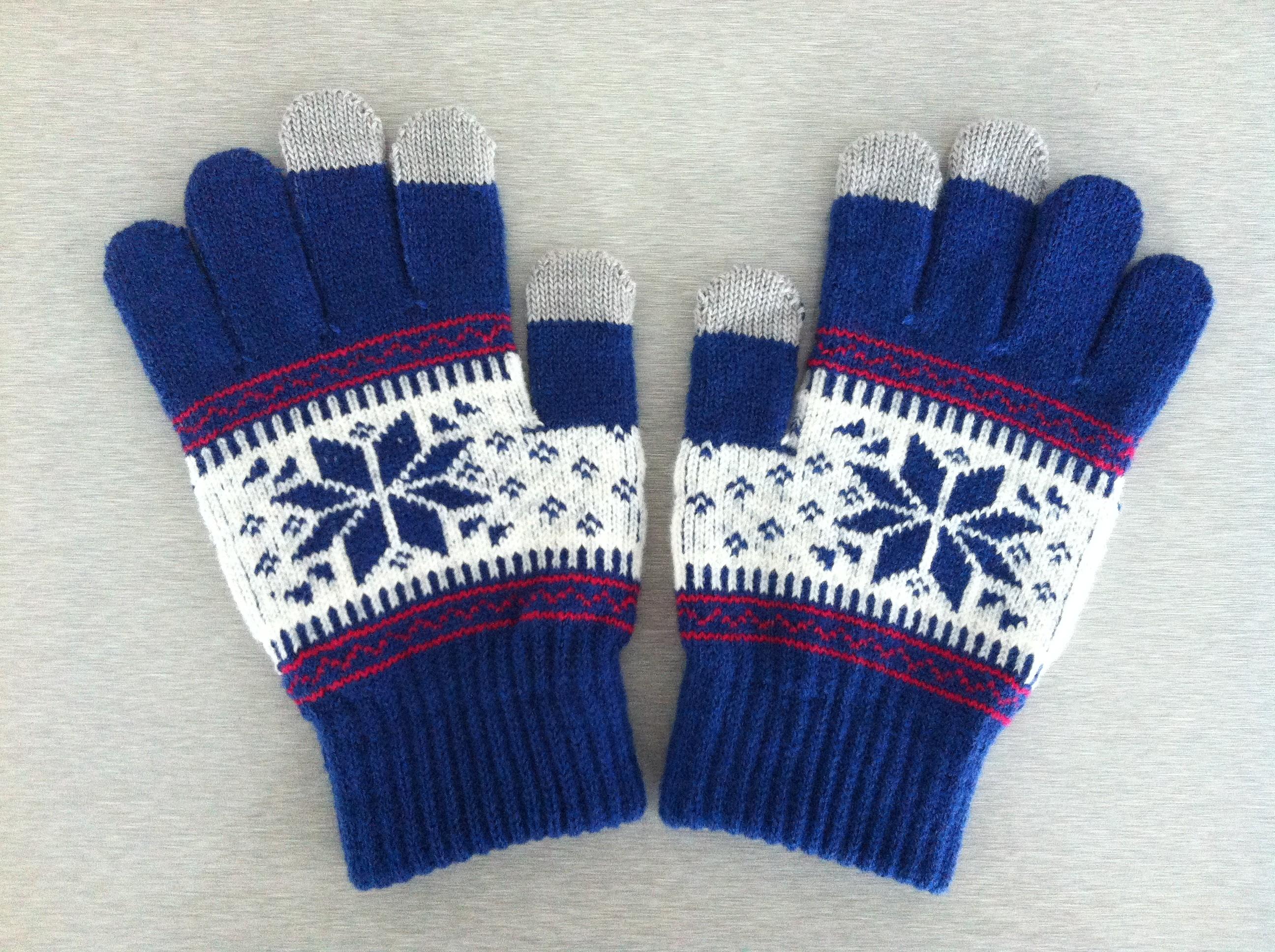 Handschuhe Touch-Screen