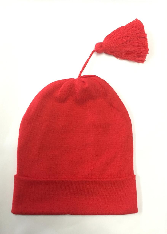Zipfelkappe / Zöttelkappe, Wolle