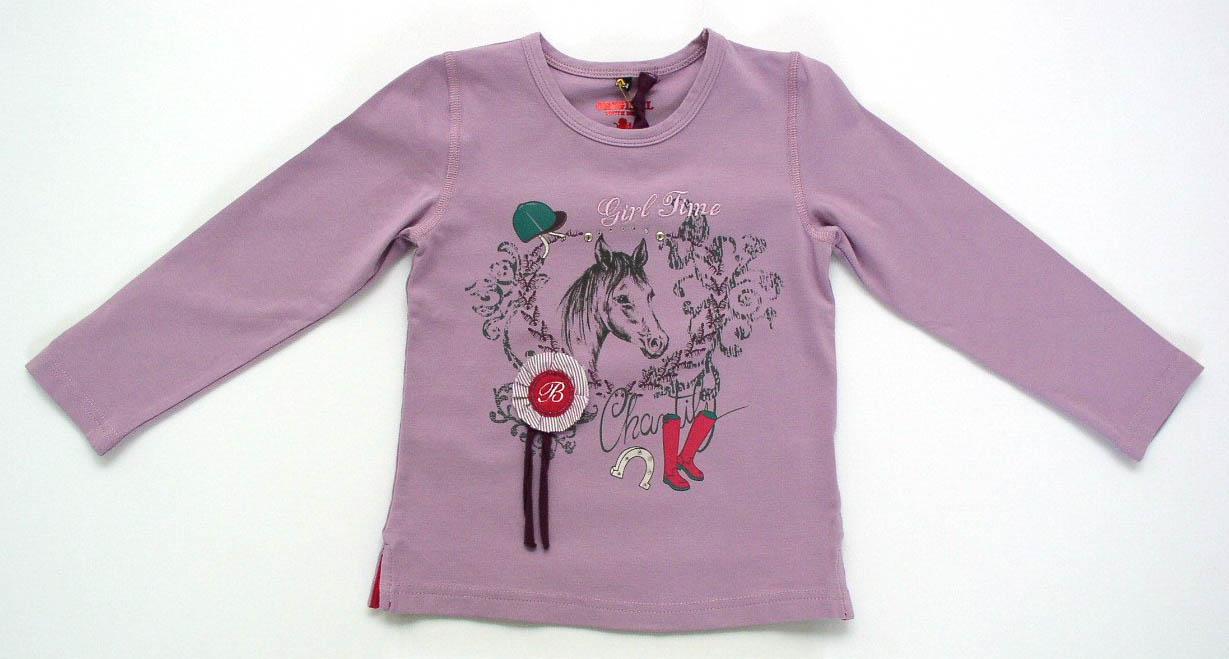 Shirt mit Pferde Motiven. AUSVERKAUF